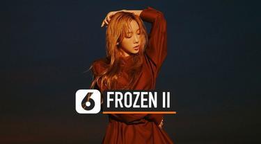 Taeyeon akan menyanyikan lagu soundtrack film Frozen II. Ini telah dikonfirmasi oleh Disney Korea. Lagu akan dirilis musim dingin tahun ini.