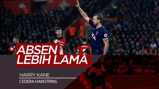 Berita Video Harry Kane Menepi Hingga April 2020 Akibat Cedera Hamstring