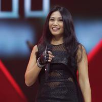 Anggun C. Sasmi (Bambang E. Ros/Bintang.com)