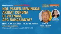 Sharing Session Liputan6.com bersama Dubes Ibnu Hadi. (Liputan6.com/Triyasni)