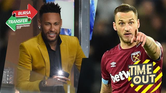 Berita Video Neymar dan Antoine Griezmann Bolos Latihan Demi Barcelona dan Arnautovic Hijrah ke China