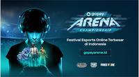 GoPay Arena Championship menyediakan total hadiah Rp1 miliar dan jutaan rupiah dalam bentuk saldo GoPay.