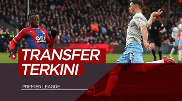 Berita video pergerakan transfer pemain yang sudah terjadi dan terkini di Premier League untuk musim 2019-2020.