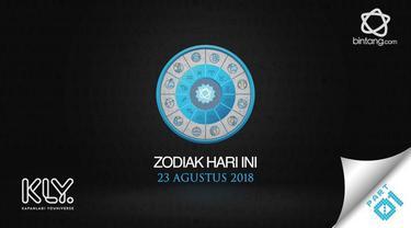 Video Zodiak Hari Ini: Simak Peruntungan Kamu di 23 Agustus 2018 Part 01
