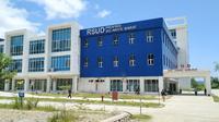 Bangunan gedung baru RSUD Regional Sulbar