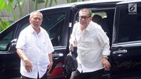Mantan Wakil Gubernur Jawa Barat, Deddy Mizwar tiba untuk menjalani pemeriksaan di Gedung KPK, Jakarta, Rabu (12/12). Deddy Mizwar diperiksa sebagai saksi kasus dugaan suap terkait perizinan Meikarta untuk tersangka Billy Sindoro (Merdeka.com/Dwi Narwoko)