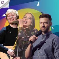 Berikut ini 5 solois yang siap mengguncang Brit Awards 2018. (Foto: AFP / ANGELA WEISS, AFP / Christopher Polk GETTY IMAGES NORTH AMERICA, Bambang E. Ros/Bintang.com, Desain: Nurman Abdul Hakim/Bintang.com)