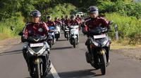 Touring Honda Smart Adventure yang dimulai dari Jakarta, Selasa (28/5) dengan 12 motor skutik Honda ini menghasilkan beberapa fakta menarik.