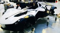 Briggs Automotive Company (BAC), perusahaan mobil sport asal Inggris, akhirnya selasai memproduksi model terbarunya: Deadmau5 Mono (Foto: autoevolution.com)