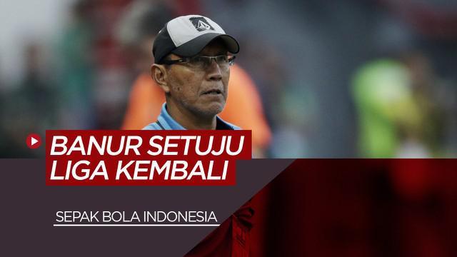 Berita Video Mantan Pelatih PSIS, Bambang Nurdiansyah Dukung Sepak Bola Indonesia Kembali Ditengah Pandemi COVID-19