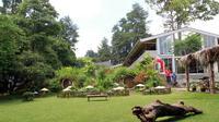 Nara Park Bandung hadirkan 7 restoran dalam satu tempat yang asri. (foto: istimewa)
