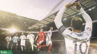Perpisahan Wayne Rooney di Timnas Inggris (Bola.com/Adreanus Titus)