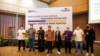 TASPEN menggelar kegiatan Pelatihan Program Wirausaha Pintar Aparatur Sipil Negara (ASN) di Bali.