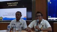 PVMBG pastikan gempa Lombok tak pengaruhi aktivitas vulkanik Gunung Rinjani