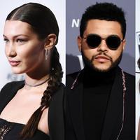The Weeknd tak terlihat hadir di Met Gala 2018. Ternyata hal itu dikarenakan Selena Gomez dan Bella Hadid. (Vanity Fair)