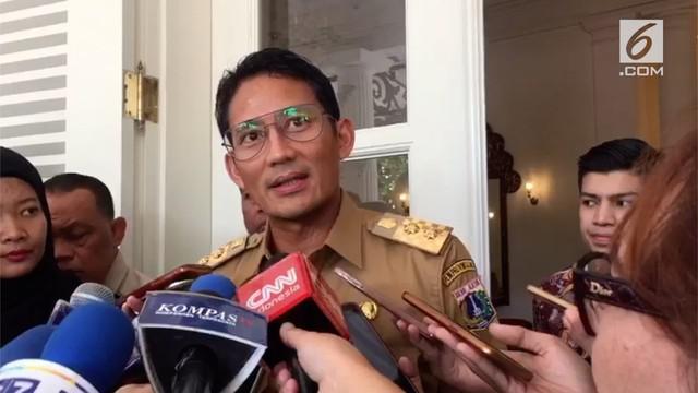 Wakil Gubernur DKI Jakarta Sandiaga Uno menjamin tidak ada kenaikan pajak restoran di Jakarta.