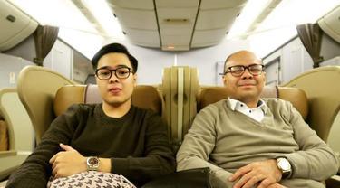 Jeje Soekarno dan DJ Rommy