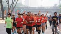 Komunitas olahraga lari, Indo Runners. (dok.Instagram @indorunners/https://www.instagram.com/p/BmKXt69HVPE/Henry