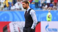 Pelatih tim nasional Inggris, Gareth Southgate. (AFP/Paul Ellis)