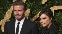 David Beckham mengirimkan pujian kepada Marcus Rashford setelah tampil gemilang saat Manchester United mengalahkan Manchester City 1-0, Minggu (20/3/2016). (EPA/Will Oliver)