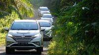 Terios 7 Wonders di Bengkulu