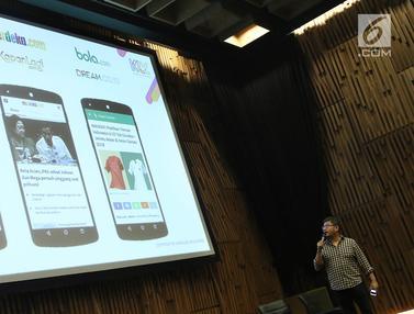 Perkenalan One App dan KLY TV