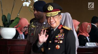 Tokoh Politik hingga Pejabat Tinggi Negara Hadiri Sidang Tahunan MPR