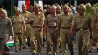 Pemerintah terus berupaya untuk meningkatkan reformasi birokrasi di Indonesia lewat Undang-undang Aparatur Sipil Negara.