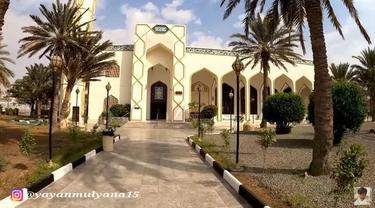 Potret Komplek Rumah Elit Raja Salman di Arab Saudi