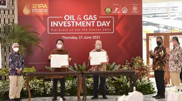 PT Pupuk Indonesia (Persero) dan Genting Oil Kasuri Pte Ltd (GOKPL) sepakat menandatangani Nota Kesepahaman