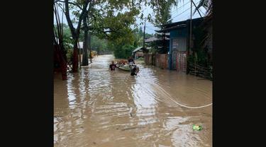 Banjir Manado, Sulawesi Utara