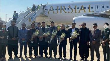 Pakistan Luncurkan Maskapa Penerbangan Terbaru AirSial