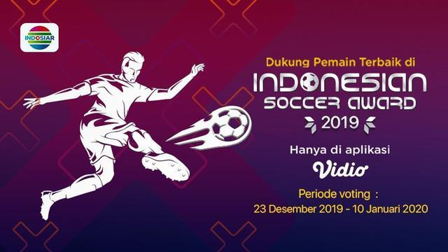 Berita video momen gol fantastis Makan Konate dari tendangan bebas untuk Arema FC di Liga 1 2019, masuk dalam nominasi gol favorit di Indonesian Soccer Awards 2019.