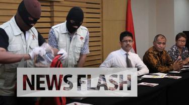 Komisi Pemberantasan Korupsi (KPK) menetapkan 5 orang sebagai tersangka kasus dugaan suap pada siang tadi. Mereka ditetapkan sebagai tersangka terkait sidang korupsi dana BPJS Kabupaten Subang 2014 di Pengadilan Tipikor Bandung, Jawa Barat.