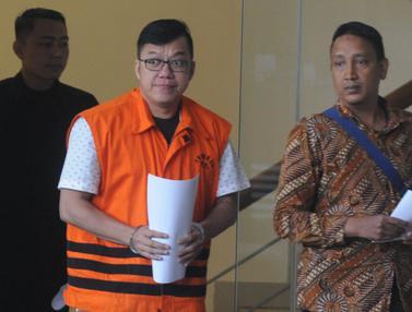 Korupsi Proyek Jalan di Jayapura, David Manibui Kembali Diperiksa KPK