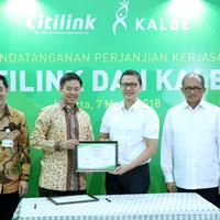 Citylink Gandeng Kalbe Farma untuk Berikan Layanan Kesehatan Buat Pelanggan | Foto oleh: Daniel Kampua/Bintang.com