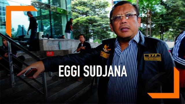 Eggi Sudjana mengugat Polda Metro Jaya atas status tersangka dugaan perbuatan makar. Pengacara mendaftarkan gugatan praperadilan ke Pengadilan Negeri Jakarta Selatan, Jumat (10/5/2019).
