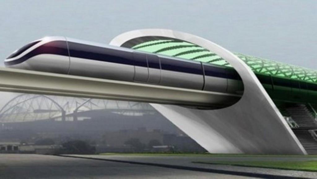 Hyperloop Trains. (Wonderlist)