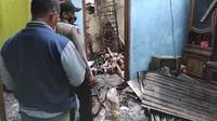 Pertikaian kakak beradik berbuntut pembakaran rumah di Pemalang. (Foto: Liputan6.com/Polres Pemalang)