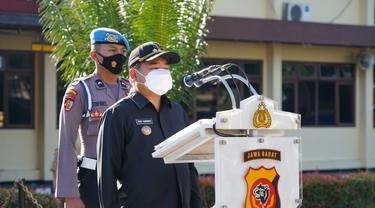 Bupati Garut Rudy Gunawan mengatakan, pelaksanaan pilkades mempunyai kerawanan keamanan di masyarakat sebagai dinamika politik, jika tidak diantisipasi dan ditangani dengan tepat.