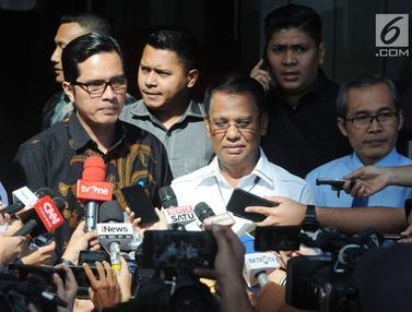 Kejagung Serahkan Jaksa Satriawan Sulaksono ke KPK