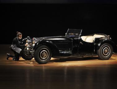 Mobil Klasik Bugatti Type 57S