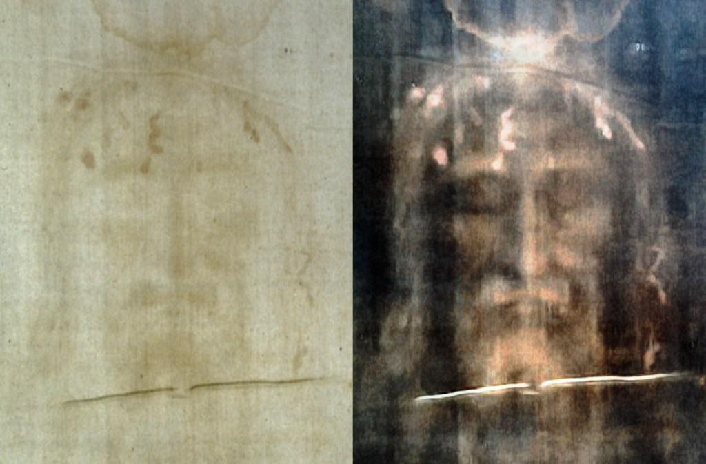 Kain kafan Turin (Wikipedia)