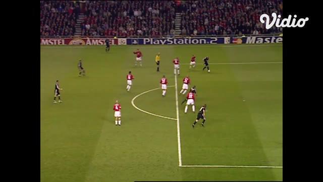 Berita Video flashback Liga Champions, Manchester United tersingkir Oleh Real Madrid berkat hattrick Ronaldo