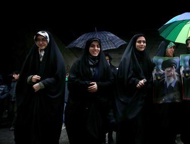 Peringatan 40 Tahun Revolusi Islam Iran