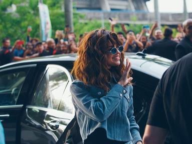 Selena Gomez sudah sukses sebagai penyanyi dan aktris Hollywood. Tak hanya itu, ia pun berhasil sebagai produser Netflix dan fashion designer. (instagram/selenagomez)