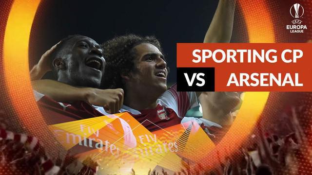 Berita video gol tunggal Danny Welbeck, Arsenal kokoh dipuncak klasemen Grup E Liga Europa