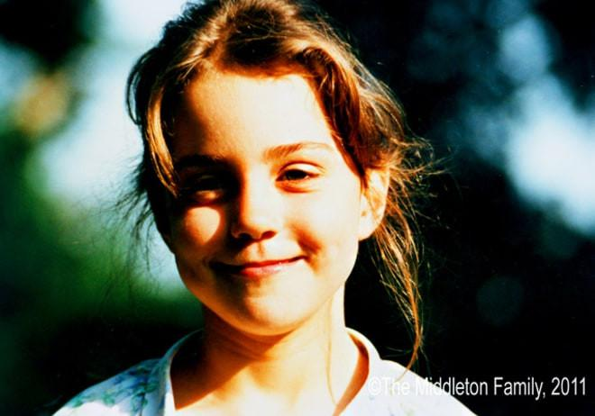 Melihat Perubahan Wajah Kate Middleton di tahun 1987. Sumber foto: Courtesy of The Middleton Family/liveabout.com.