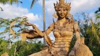 Wisata dan Pemandangan Alam Indah di Alas Harum Ubud Bali. foto: istimewa