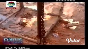 Warga di Pamekasan, Madura, Jawa Timur, dihebohkan oleh munculnya semburan lumpur bercampur gas dari dalam sumur di pekarangan rumah warga. Awalnya warga berniat mengebor sumur untuk mendapatkan air guna kebutuhan sehari-hari.